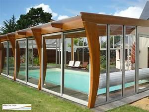 Abri Haut Piscine : abri de piscine haut principe mod les choix prix ooreka ~ Premium-room.com Idées de Décoration