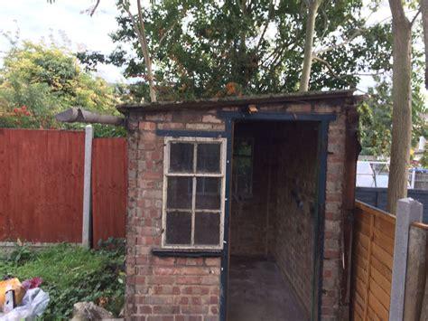asbestos shed roof leyton london  asbestos removal