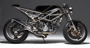 Custom Ducati 900 - way2speed