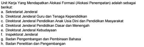 Surat Lamaran Cpns Kemendikbud by Cpns Kemdikbud Go Id Cpns Kemendikbud 2017 2018