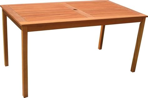 vifah v98 outdoor wood rectangular table with wood