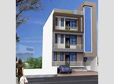 Design Small House With A 3storey Building