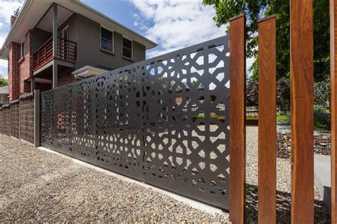 gates  balustrade metal art ideas modern exterior