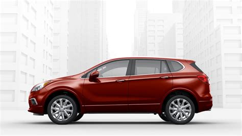 2018 Buick Envision The Exterior Colors Gm Authority