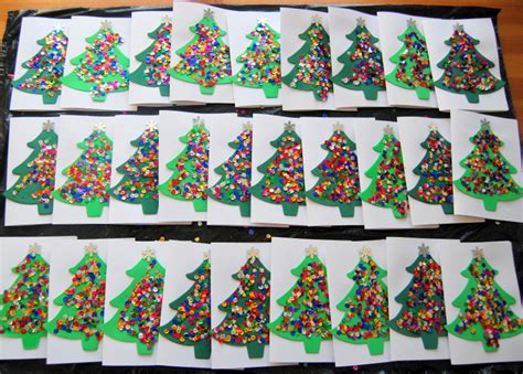 christmas tree crafts  kids crafts  worksheets