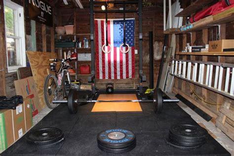 inspirational garage gyms ideas gallery pg  garage gyms