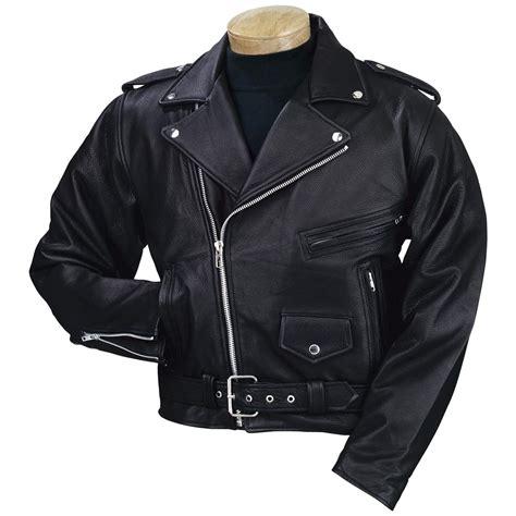 mc leather jacket men 39 s burk 39 s bay leather motorcycle jacket black