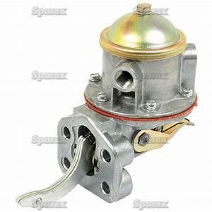 Perkins Diesel Engine Fuel Lift Transfer Prime Pump 6 354