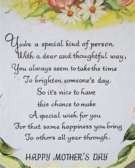 Birthday card messages for mom. Mother's Day   Birthday verses for cards, Card sayings, Birthday card sayings