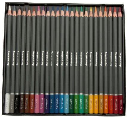sharing whsmith colouring pencils pack