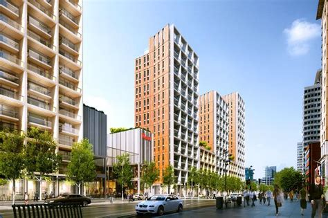 rivals join forces  bn croydon redevelopment