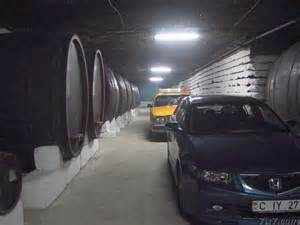 Photo Cars in Cricova Wine Cellars