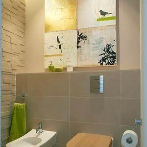 Kleines Wc Fliesen : kleines g ste wc ganz gro in szene gesetzt g steklo pinterest g ste wc gast und badezimmer ~ Markanthonyermac.com Haus und Dekorationen
