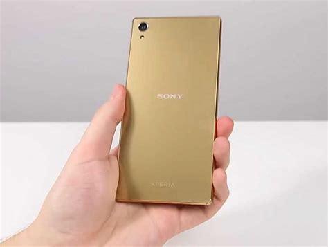 review sony xperia  premium primul telefon