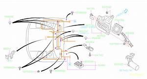 2010 Subaru Wrx Cover  Wiring  Main  Harness  Electrical  Bulkhead - 81951ag024