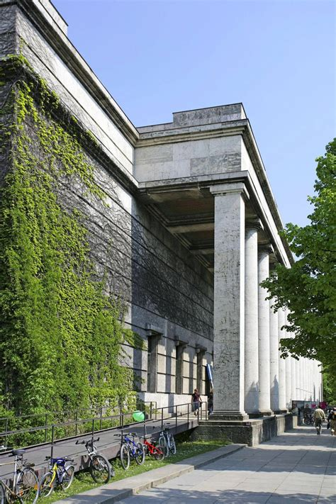 Englischer Garten München Haus Der Kunst by Bilderstrecke Zu M 252 Nchen Haus Der Kunst Bedroht Den