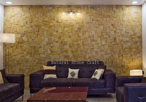yellow wall cladding tiles packaging type carton box rs