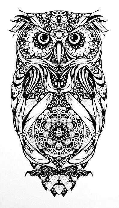 Pin by кคгeภ ยภ๔eгhเll on sтεηcιℓ ριcs | Owl coloring