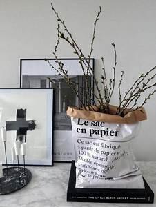 Sac En Papier Deco : deco le sac en papier the paper bag paperblog ~ Teatrodelosmanantiales.com Idées de Décoration