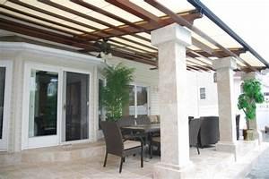 übergang Terrasse Garten : pergola dach die herausragendsten designideen ~ Markanthonyermac.com Haus und Dekorationen
