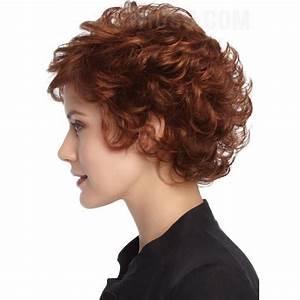 Coupe Courte Frisée Femme : coupe courte cheveux boucl s 49 ondulations de style obsigen ~ Melissatoandfro.com Idées de Décoration