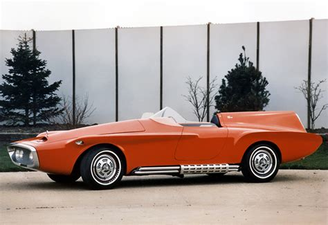 plymouth xnr concept car specifications photo