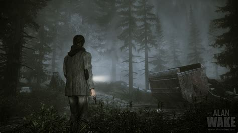 alan wake games looking forests most forest