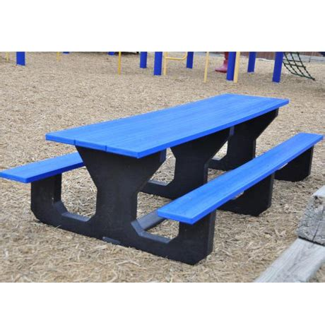 kids plastic picnic table recycled plastic picnic tables earn leed points buy