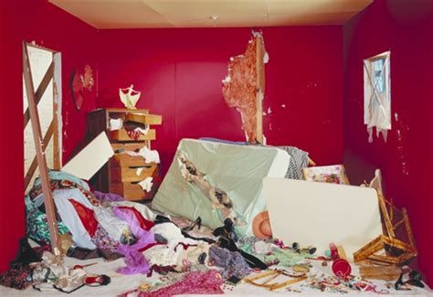 wall jeff the destroyed room 1978 mutualart