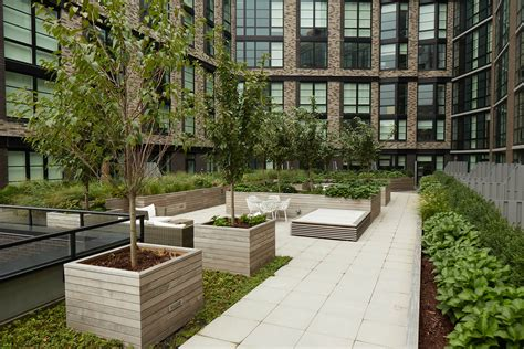 Vertical Gardens Nyc by Green Roofs Vertical Gardens Nyc Trees Rooftop Gardens