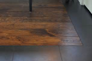 wood floor with tile border flooring tile floors and woods