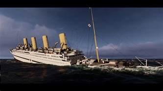 Sinking Of The Britannic Sleeping Sun by Hmhs Britannic Sinking Centenary Youtube