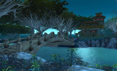 ghostlands warcraft wow zone wowhead les