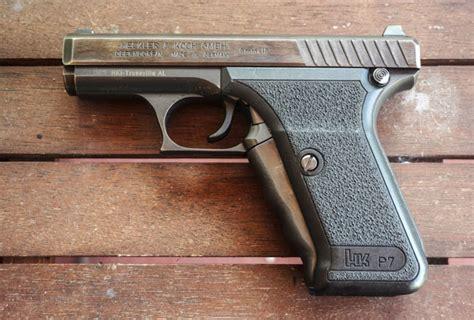 gun review hk p pistol  truth  guns