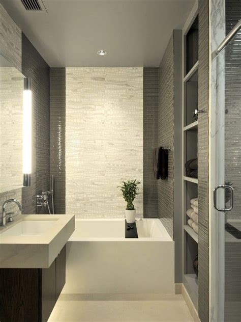 Small Modern Bathrooms With Bath by 17 Best Ideas About Small Bathroom Designs On