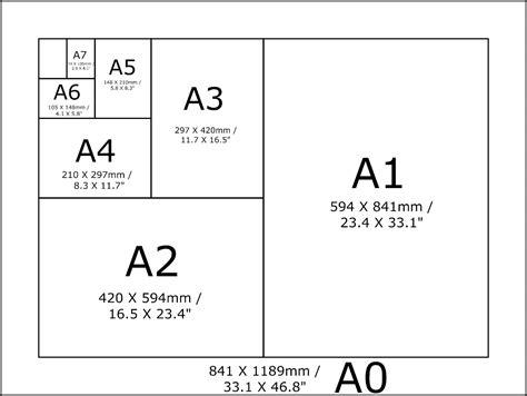 paper size sheet tips tricks paper