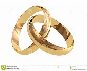 wedding rings royalty free stock photos image 4283388 With linked wedding rings