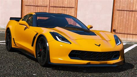2018 Chevrolet Corvette C7 Stingray Gta5 Modscom