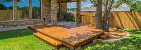 denver outdoor deck design carpentry construction