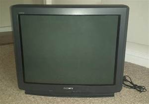 Tv Sony Trinitron 29 For Sale In Portlaoise  Laois From