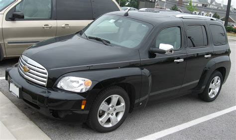 2007 Chevrolet Hhr  Information And Photos Momentcar