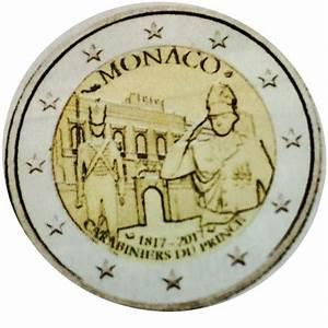 2 Euro Monaco 2017 : les carabiniers pour la 2 euros monaco 2017 monnaie magazine ~ Jslefanu.com Haus und Dekorationen