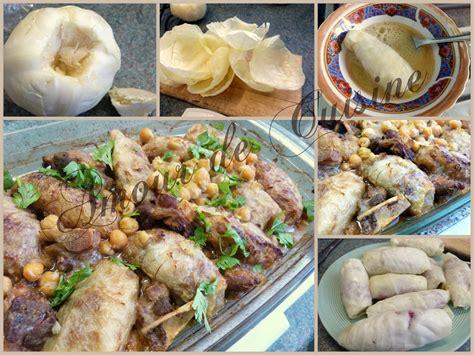 cuisine maghrebine choux farcis a la viande hachee amour de cuisine