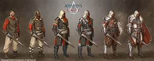 assassin's creed unity medieval gears by JohanGrenier on ...