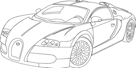 drawn car bugatti pencil and in color drawn car bugatti