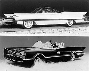 Auto Concept 66 : 1955 lincoln futura morphs into the original batmobile ~ Gottalentnigeria.com Avis de Voitures