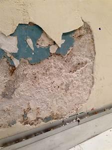 refaire un mur abime et irregulier With refaire un mur exterieur