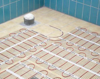 consider heated tile floors for bathroom bathrooms
