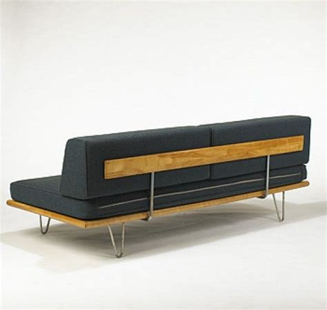 george nelson ls concept george nelson associates daybed model 5088 herman