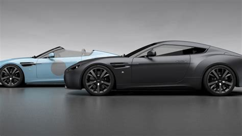R-reforged Revives The Aston Martin Vantage V12 Zagato For